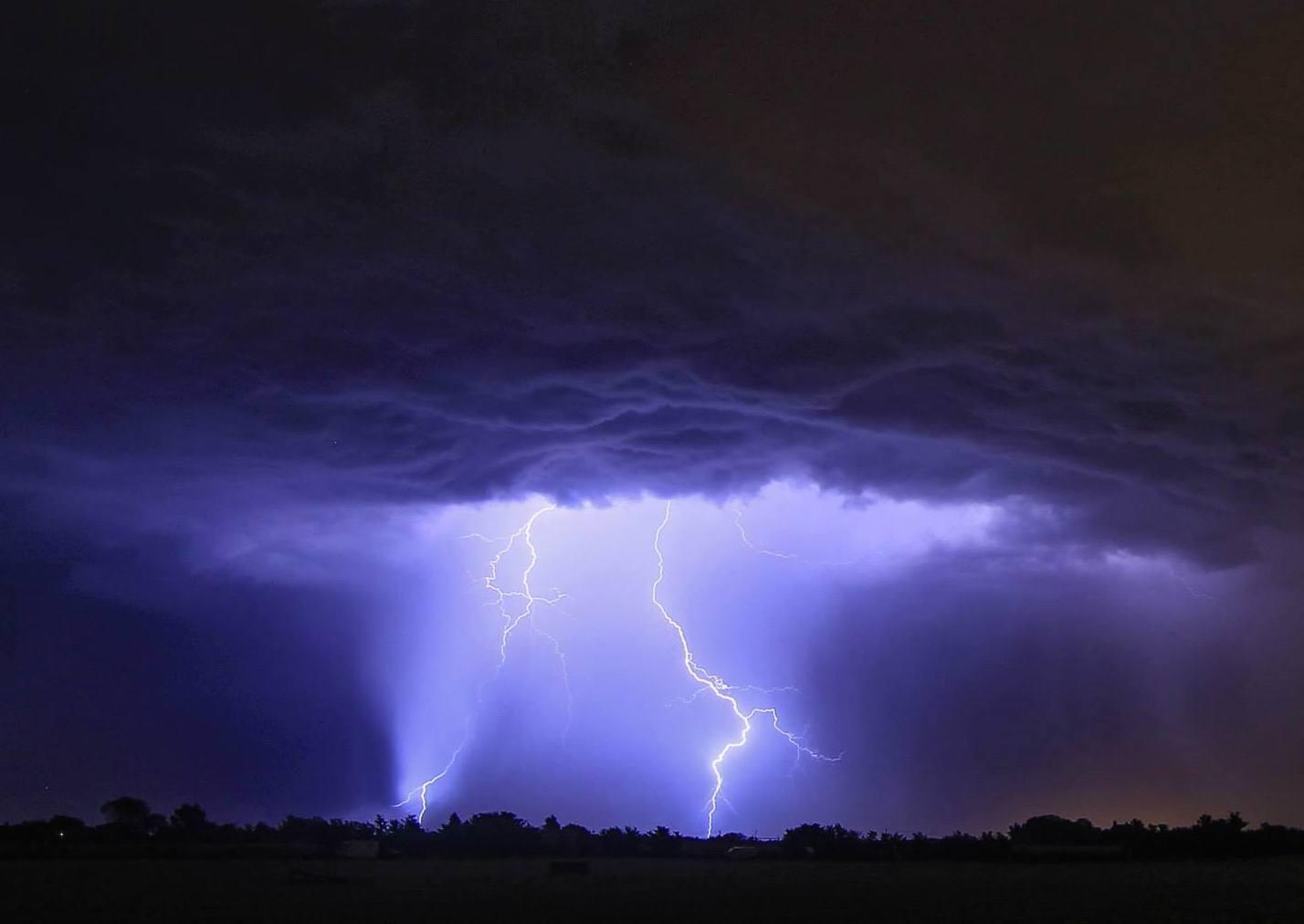 Shoebury Lightning Strike