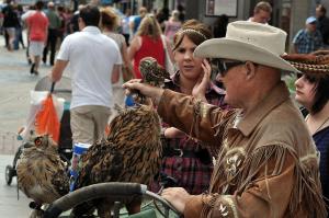 Southend Owl Man