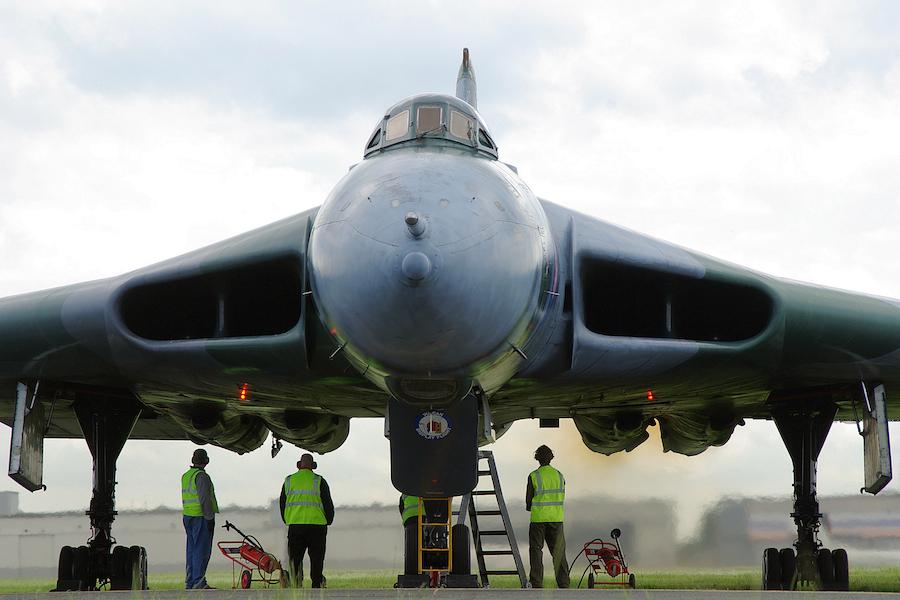 Southend Avro Vulcan Bomber