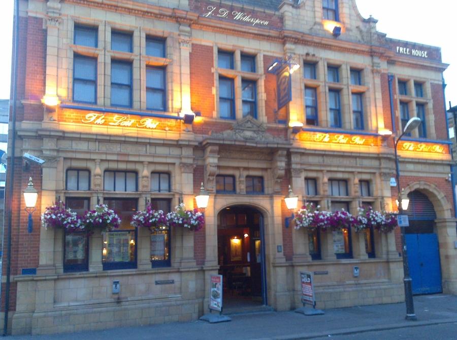 The Last Post Pub Southend